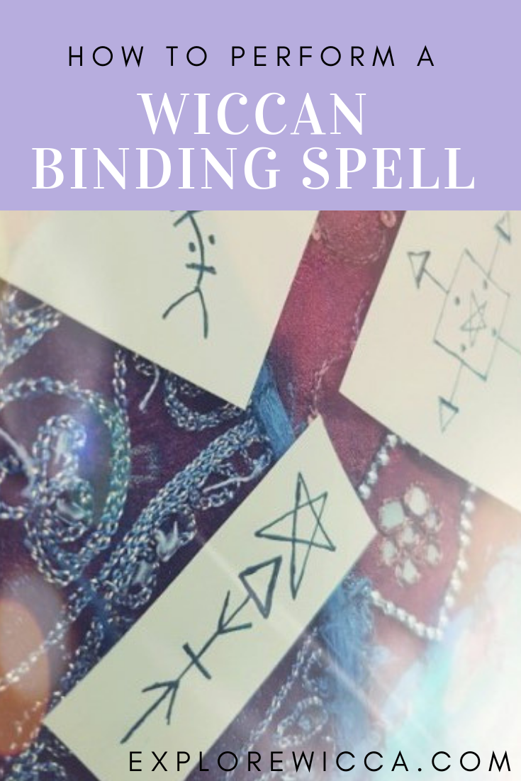 How to Perform a Wiccan Binding Spell for Protection