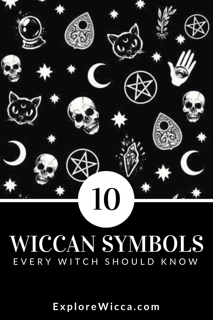 10 Wiccan Symbols Every Witch Should Know